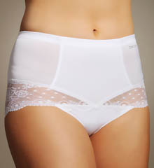 Underslimmers Lace Curves Shaper Panty