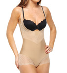 Jolie Wear Your Own Bra Bodybriefer