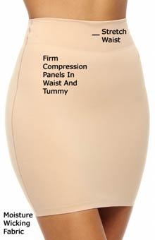 DKNY Fusion Half Slip 667206