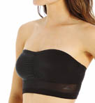 Fusion Bandeau Crop Top with Removable Straps Image
