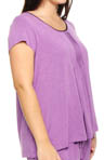 Seven Easy Pieces Plus Size Tee