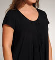 DKNY Seven Easy Pieces Plus Size Short Sleeve Tee 907595