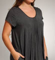 Seven Easy Pieces Plus Size Sleepshirt Image