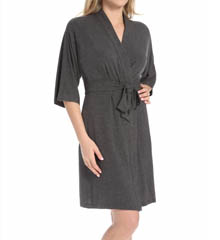 DKNY Seven Easy Pieces 3/4 Sleeve Robe Y257595