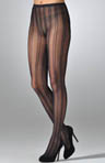 DKNY Hosiery Vertical Net Tight 0B340