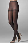 DKNY Hosiery Tarnished Textured Tight 0B360