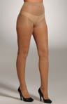 DKNY Hosiery Floral Tulle Control Top Tight 0B445