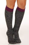 DKNY Hosiery Sweaterweights Layering Marled Bootliner 0B512