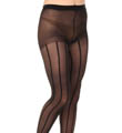 DKNY Hosiery Feminine Fine Gauge Plaid Control Top Pantyhose 0B546