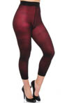 DKNY Hosiery Veiled Color Legging 0B598