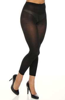 DKNY Hosiery Luxe Cotton Legging 0B634