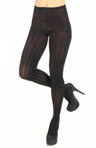 DKNY Hosiery Rib Texture Control Top Tight 0B696