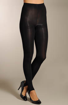DKNY Hosiery 0B236 DKNY Stirrup Opaque