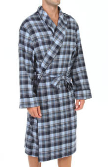 Dockers Flannel Robe