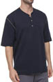 Dockers Slub Terry Short Sleeve Henley D23230