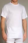 Cotton Crew T-Shirt - 4 Pack