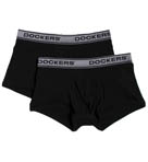 Dockers Cotton Stretch Trunk 2 Pack D636