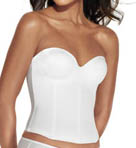 Dominique Longline Smooth Strapless Bra 8541