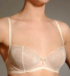 Ethereal Lace Balconette Bra