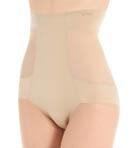 Sensuous Body High Waist Hi-Cut Brief Image