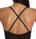 criss-cross straps