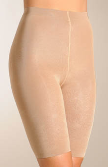 New Basic Mid-Thigh Shapewear with Rear Zone