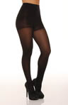 Donna Karan Hosiery Luxe Opaque Satin Control Top Tights 0B198