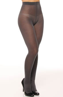 Donna Karan Hosiery The Signature Collection Silk Rib Tight