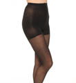 The Signature Collection High Waist Satin Tights Image