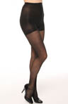 The Signature Collection High Waist Satin Tights
