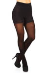 Donna Karan Hosiery Luxe Opaques Sueded Jersey Toner Tight 0B717