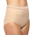 Firm Control Hi Cut Brief Panty Image