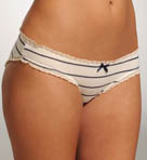 Coastal Stripes Bikini Panty