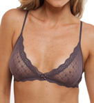 Eberjey Delirious Triangle Bralette Bra B167