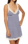 Eberjey Maritime Stripes Chemise S1198