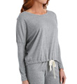 Heather Slouchy Tee Image