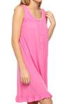 Radiant Spirit Sleeveless Short Nightgown