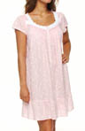 Eileen West Wildflower Jubilee Short Nightgown 5014483