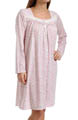 Vintage Bloom Long Sleeve Short Nightgown Image