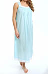 Eileen West Sparkling Sea Sleeveless Ballet Nightgown 5014559