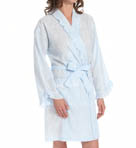 Eileen West Afterglow Short Wrap Robe 5014592