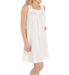 Jardin Short Nightgown Image