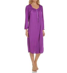 Eileen West Violet Waltz Nightgown 5015841