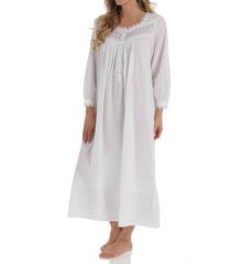Eileen West Bella Long Sleeve Ballet Nightgown 5015874