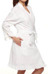 Eileen West Visions of Spring Short Wrap Robe 5114463