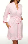 Eileen West Evening Reverie Short Wrap Robe 5114473