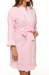 Eileen West Glorious Day Short Wrap Robe 5114482