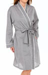 Delightful Day Short Wrap Robe