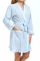 Coastal Villa Short Wrap Robe Image