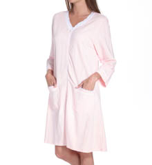Eileen West Country Fields French Terry Zip Robe 5114586